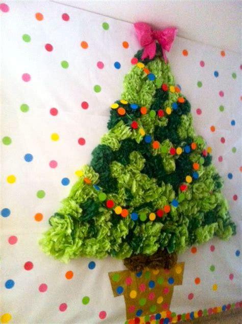 arbol de navidad con papel las 25 mejores ideas sobre papel de navidad en y