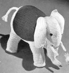 vintage elephant pattern 2000 free amigurumi patterns vintage elephant