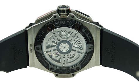 Skeleton Automatic Ferarri hublot big chronograph skeleton limited