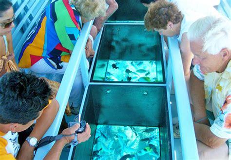 glass bottom boat hundred islands bali turtels island by glass bottom boat bali water sports