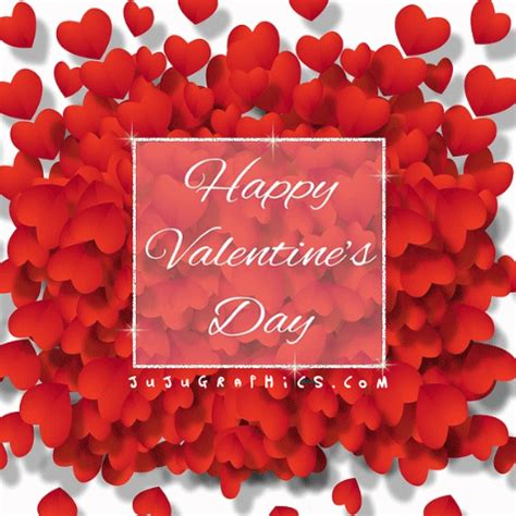 happy valentines day hearts glitter graphic graphics quotes comments images