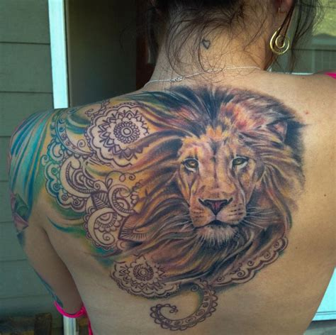 beautiful animal tattoo ideas for girls ohh my my