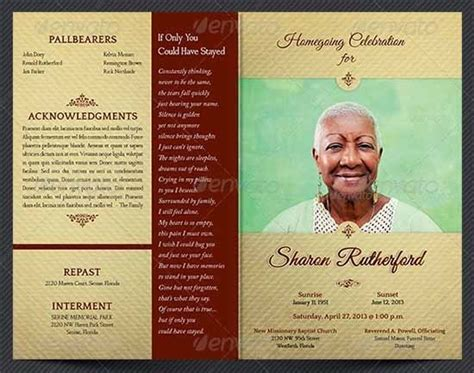 6 Free Funeral Program Templates Microsoft Word Website Wordpress Blog Free Funeral Program Template For Word 2