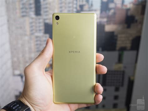 and review sony xperia xa ultra review