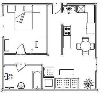 visio stencils for home design create a home plan office support