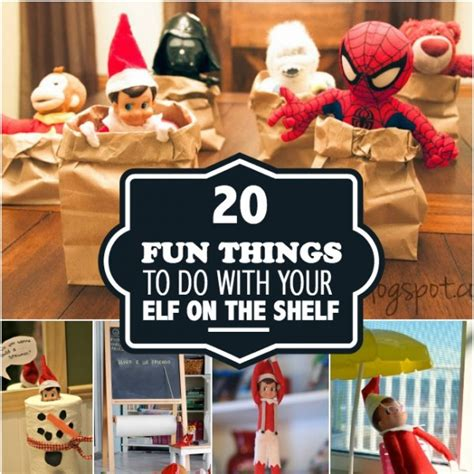 What Is This On The Shelf Thing 20 things to do with your on the shelf spaceships and laser beams