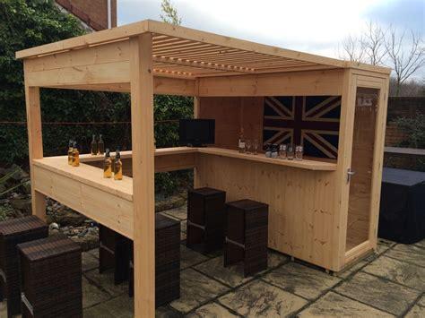 sports bar garden bar summer house garden shed