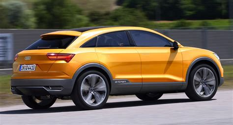 Audi Q4 2020 by 2020 Audi Q4 E Concept New Pictures