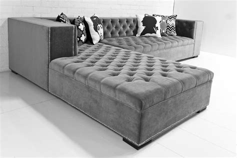 Tufted Sectional by Www Roomservicestore Albert Tufted Sectional