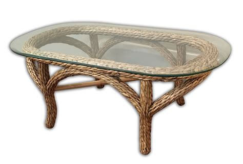 Martinique Seagrass Coffee Table Seagrass Coffee Table