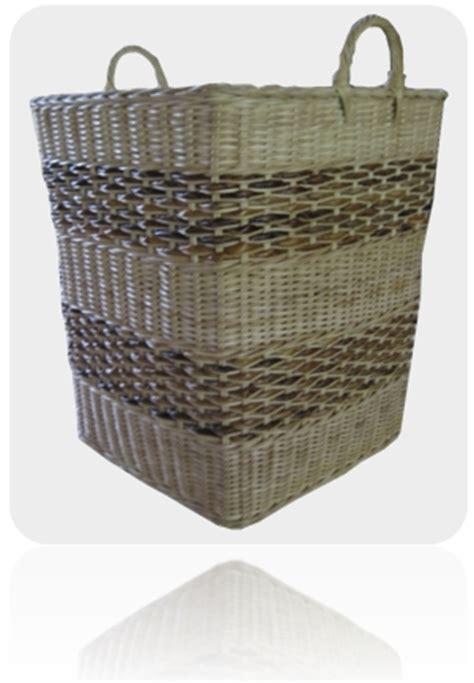 Keranjang Rotan rattan wicker basket manufacturer from