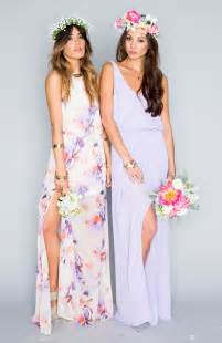 bridesmaids dresses for a wedding show me your mumu bridesmaids collection a bridal
