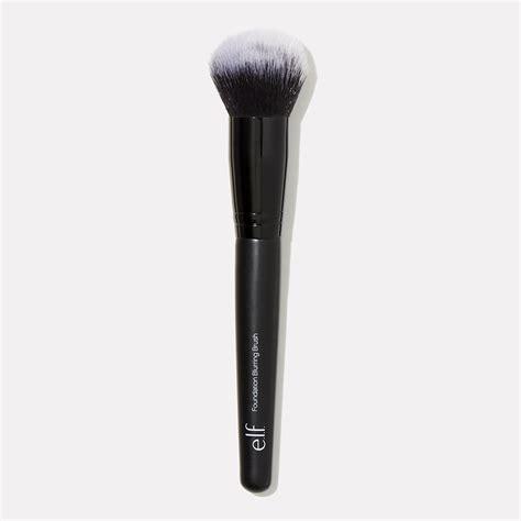 Cosmetics Brush Foundation by Selfie Ready Foundation Brush E L F Cosmetics