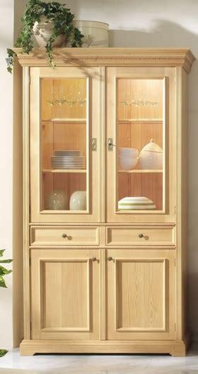 Designermöbel Gebraucht by Vitrinenschrank Fichte Massiv Bestseller Shop F 252 R M 246 Bel