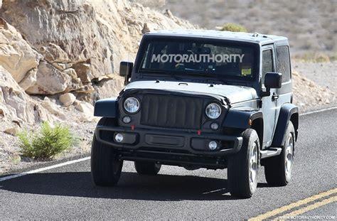 2017 jeep prototype 2018 jeep wrangler