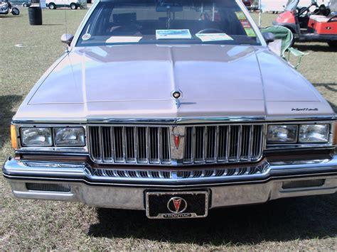 1984 pontiac parisienne brougham 1984 pontiac parisienne brougham four door sedan