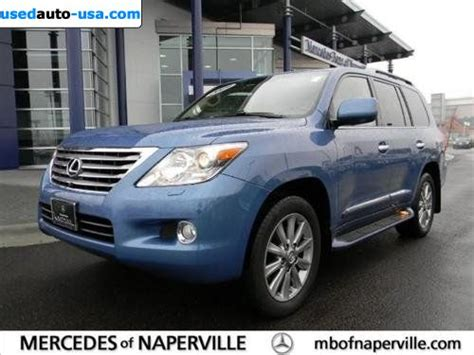 car owners manuals for sale 2009 lexus lx head up display for sale 2009 passenger car lexus lx 570 570 base naperville insurance rate quote price 65994