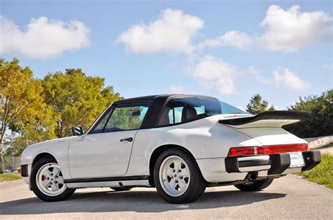 1986 porsche targa 1986 porsche 911 targa targa stock 5845 for sale