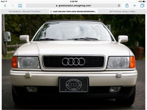 old car repair manuals 1994 audi cabriolet electronic toll collection audi cabriolet 1994 convertible for sale audi cabriolet 1994 for sale in macungie