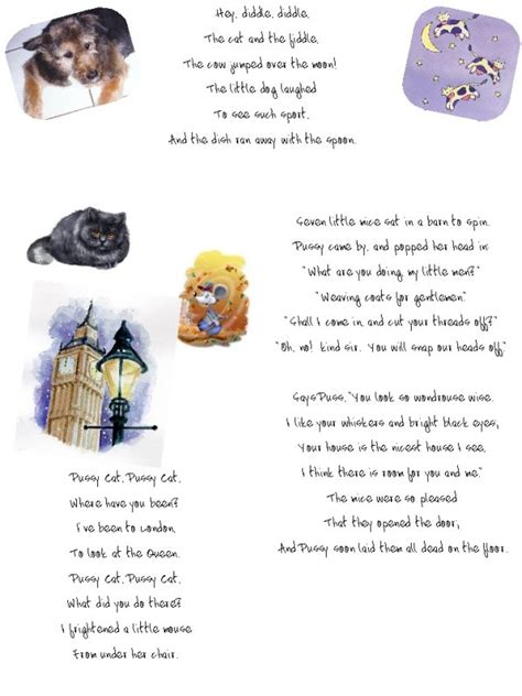 puppy rhymes poems for images