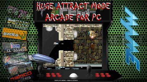 hyper arcade  pc   mame classic arcade games
