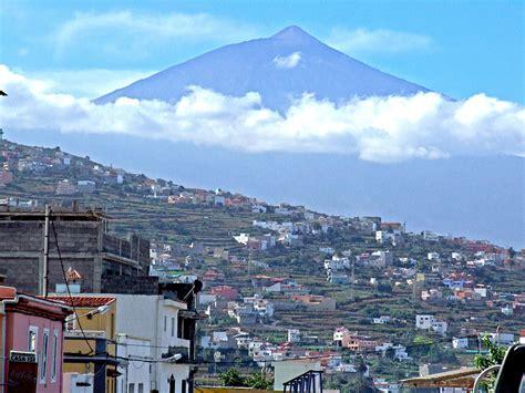 windguru spain puerto de la cruz volcano quot el teide quot view from puerto de la cruz tenerife