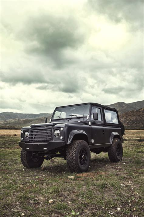 icon land icon land rover defender d90 ls3 v8
