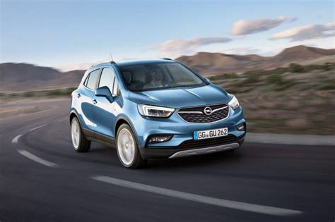 opel mokka opel mokka x and zafira afl led technology gm authority