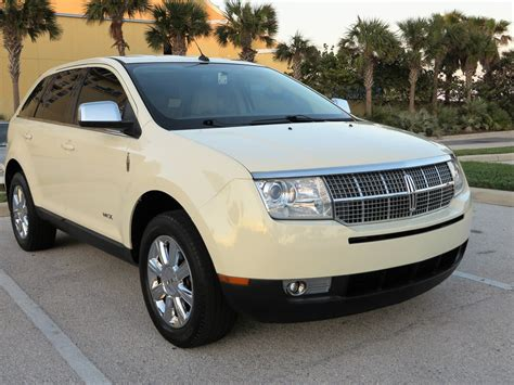 Lincoln Mkx 2008 by 2008 Lincoln Mkx Www Topsimages