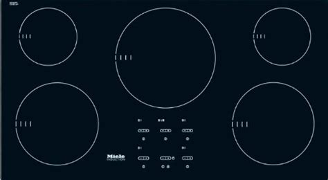 cheap miele km induction cooktop