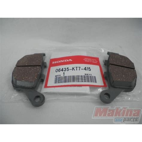 Brake Pad For Jazz New City 06435kt7415 honda xrv 750 xl650v nx 650