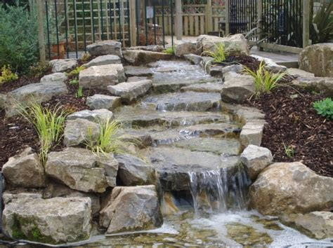 landscape water features water features kueker s nursery