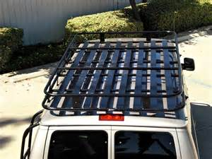 ford roof racks aluminess