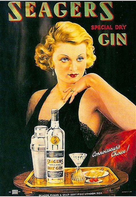 vintage cocktail posters that s the spirit women in vintage cocktail ads