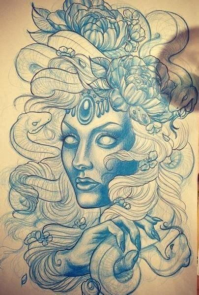 medusa tattoo design beautiful medusa design www pixshark images