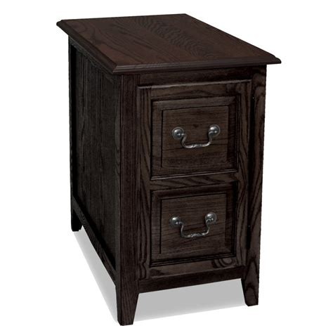 accent table storage shaker quot cabinet end table quot storage furniture living room