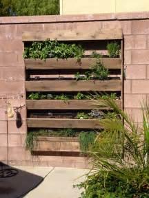 Wall Herb Garden herb wall garden exteriores pinterest