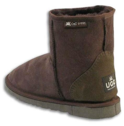 chocolate brown uggs made in australia at shoes2u