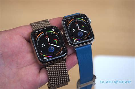 Apple 4 Series 4 by Apple Series 4 On Simply Mesmerizing Slashgear