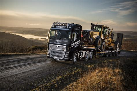 midwest plant return  volvo   fh  tractor unit