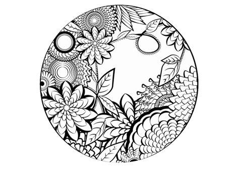 fiori disegni fiori da colorare disegni da stare a tema fiori per