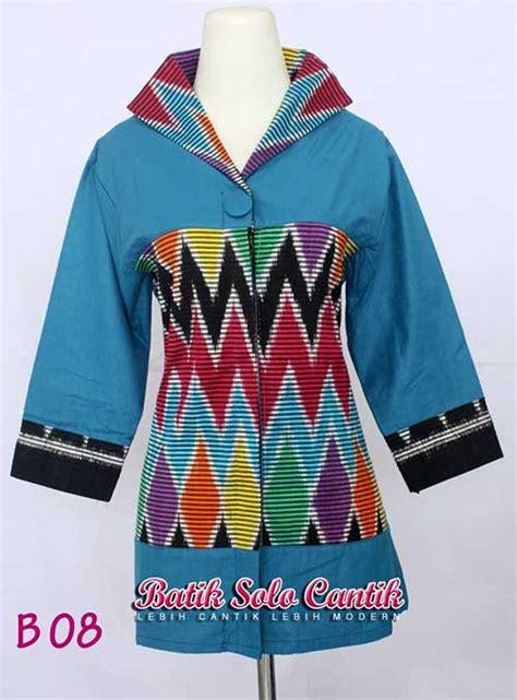 Tas Tenun By Songka Batik model baju tenun modern baju kerja batik
