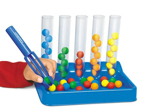 color kit tweezer tongs color sorting kit at lakeshore learning