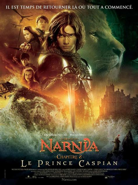 soundtrack film narnia ke 2 le monde de narnia chapitre 2 le prince caspian