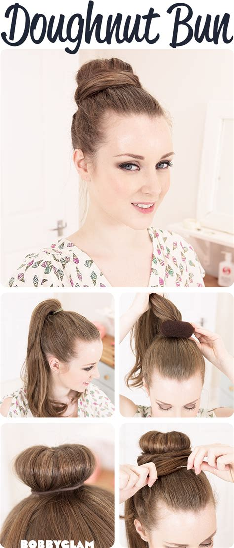 bun hair direction bun donut directions 33 impossibly gorgeous prom hair ideas