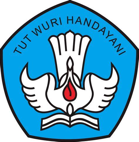 Emblem Logo Tersformen Warna Kuning logo tutwuri handayani dan maknanya sahabat dalam belajar