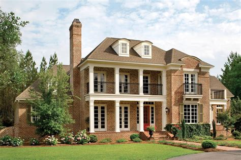17 house plans with porches southern living forest glen plan 238 17 house plans with porches