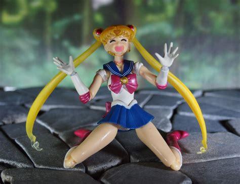 Shf Sailor Moon By Bandai Original shf sailor moon 1 12 bandai these are not toys
