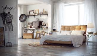 Industrial Bedrooms 21 Industrial Bedroom Designs Decoholic