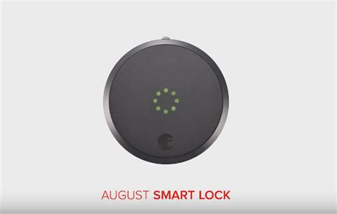 august smart lock homekit edition iphoneness